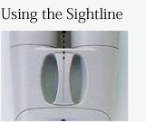 Using the Sightline